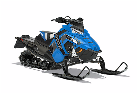 2018 Polaris 800 SKS 146 SnowCheck Select in Wisconsin Rapids, Wisconsin