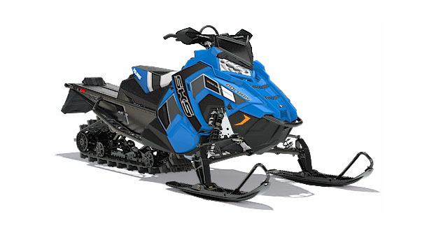 2018 Polaris 800 SKS 146 SnowCheck Select in Waterbury, Connecticut