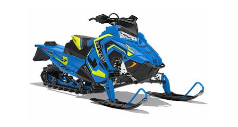 2018 Polaris 800 SKS 146 SnowCheck Select in Hancock, Wisconsin