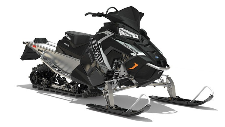 2018 Polaris 800 SKS 155 ES in Baldwin, Michigan