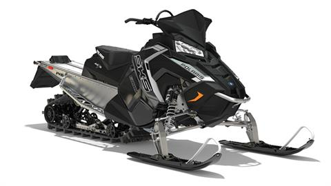 2018 Polaris 800 SKS 155 ES in Pittsfield, Massachusetts