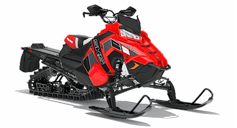 2018 Polaris 800 SKS 155 SnowCheck Select in Ponderay, Idaho