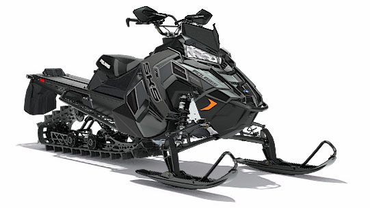 2018 Polaris 800 SKS 155 SnowCheck Select in Little Falls, New York