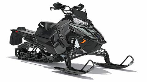 2018 Polaris 800 SKS 155 SnowCheck Select in Littleton, New Hampshire