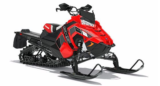 2018 Polaris 800 SKS 155 SnowCheck Select in Albert Lea, Minnesota