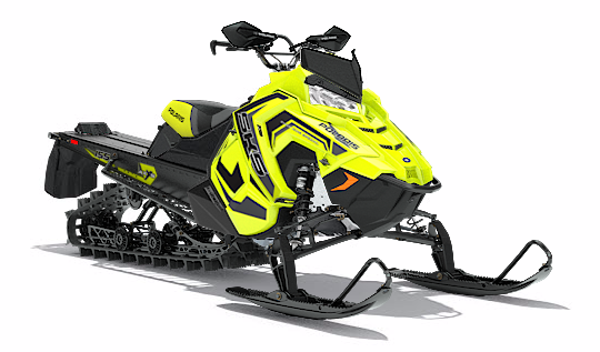 2018 Polaris 800 SKS 155 SnowCheck Select in Wisconsin Rapids, Wisconsin