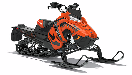 2018 Polaris 800 SKS 155 SnowCheck Select in Newport, Maine