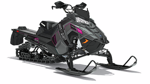2018 Polaris 800 SKS 155 SnowCheck Select in Hooksett, New Hampshire