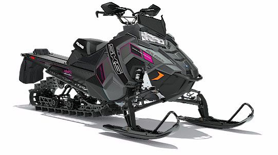 2018 Polaris 800 SKS 155 SnowCheck Select in Deerwood, Minnesota