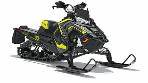 2018 Polaris 800 SKS 155 SnowCheck Select in Sterling, Illinois