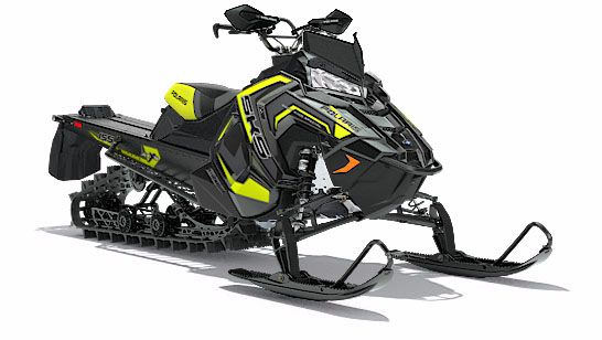 2018 Polaris 800 SKS 155 SnowCheck Select in Woodstock, Illinois