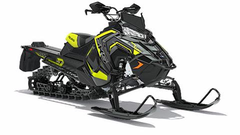 2018 Polaris 800 SKS 155 SnowCheck Select in Hillman, Michigan