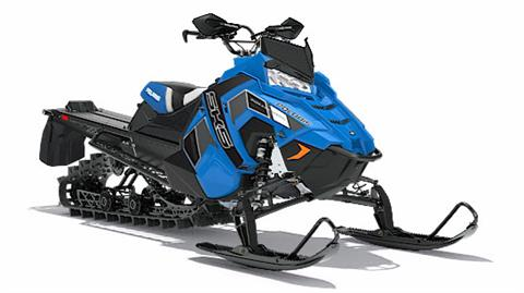 2018 Polaris 800 SKS 155 SnowCheck Select in Hancock, Wisconsin