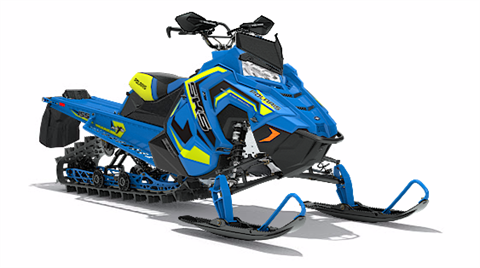 2018 Polaris 800 SKS 155 SnowCheck Select in Portland, Oregon