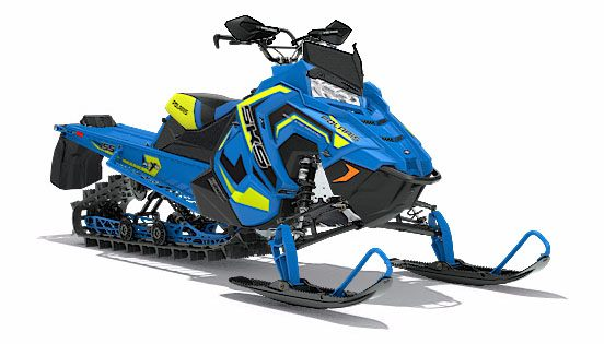 2018 Polaris 800 SKS 155 SnowCheck Select in Delano, Minnesota