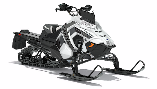 2018 Polaris 800 SKS 155 SnowCheck Select in Baldwin, Michigan