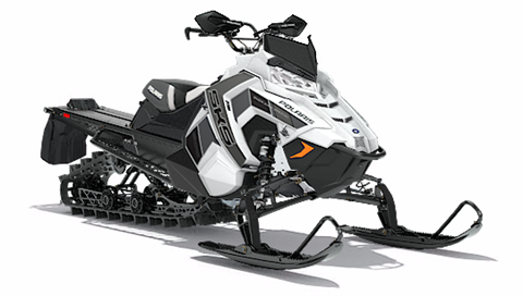 2018 Polaris 800 SKS 155 SnowCheck Select in Barre, Massachusetts