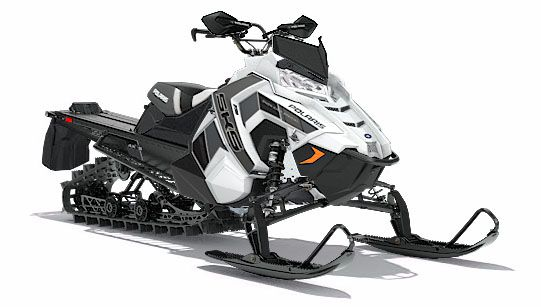 2018 Polaris 800 SKS 155 SnowCheck Select in Grimes, Iowa