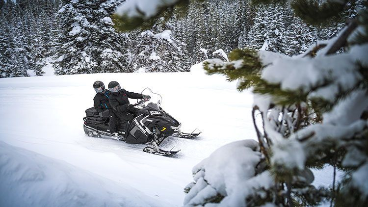2018 Polaris 800 Titan Adventure 155 in Antigo, Wisconsin