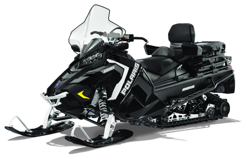 2018 Polaris 800 Titan Adventure 155 in Calmar, Iowa