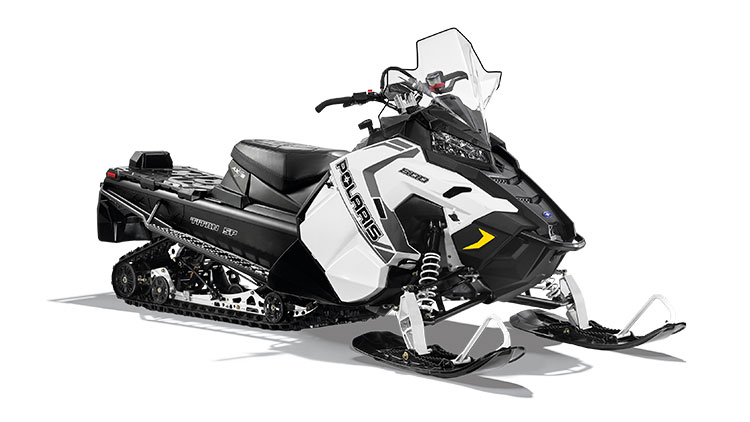 2018 Polaris 800 Titan SP 155 in Rapid City, South Dakota
