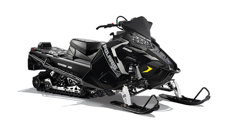 2018 Polaris 800 Titan XC 155 in Elkhorn, Wisconsin