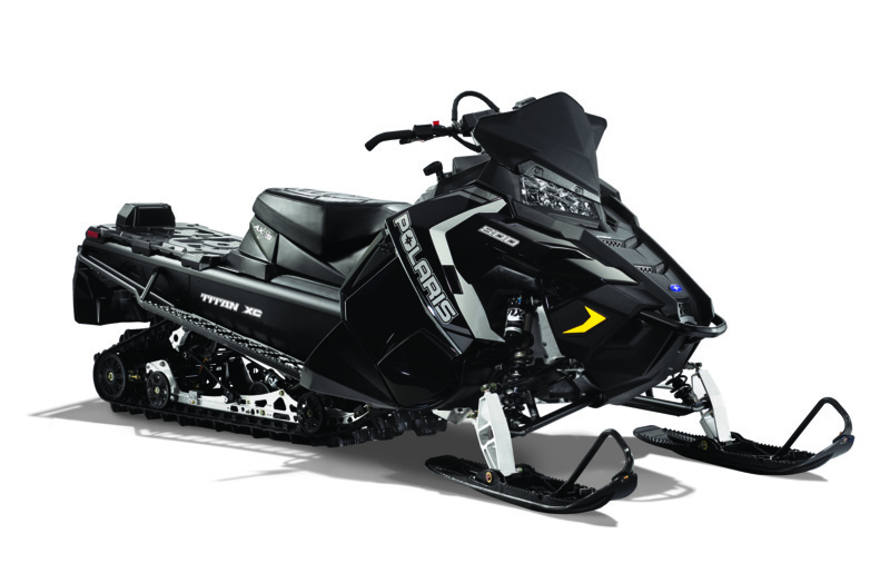 2018 Polaris 800 Titan XC 155 in Newport, New York