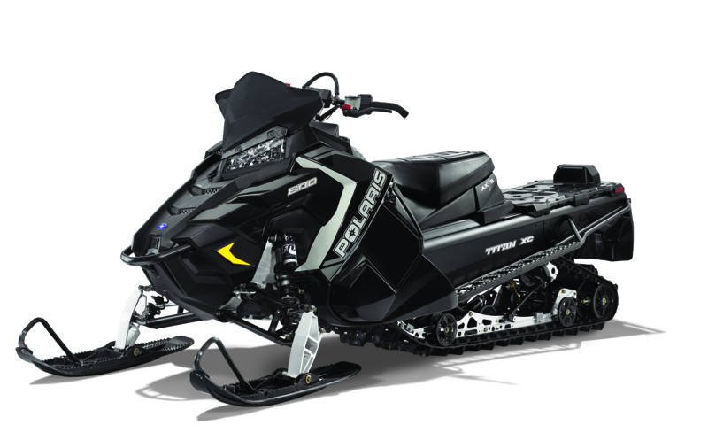2018 Polaris 800 Titan XC 155 in Hancock, Wisconsin