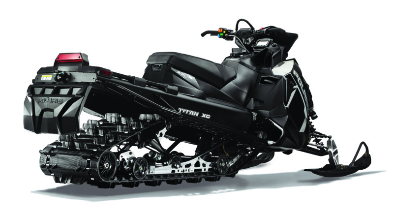 2018 Polaris 800 Titan XC 155 in Barre, Massachusetts
