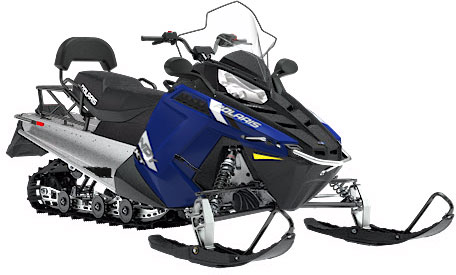 2018 Polaris 550 INDY LXT ES in Center Conway, New Hampshire
