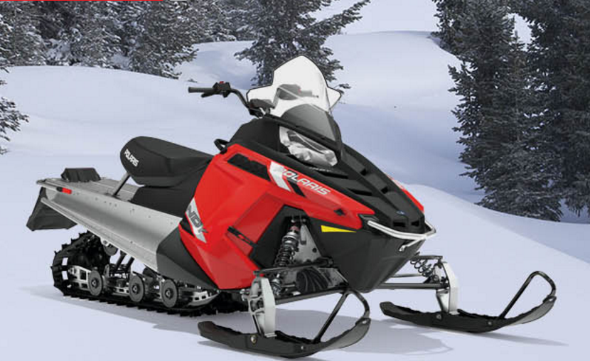 2018 Polaris 550 INDY 144 ES in Kamas, Utah