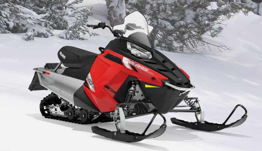 2018 Polaris 550 INDY ES in Hillman, Michigan