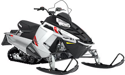 2018 Polaris 600 INDY ES in Baldwin, Michigan
