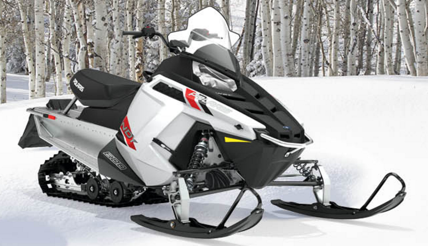 2018 Polaris 600 INDY ES in Little Falls, New York