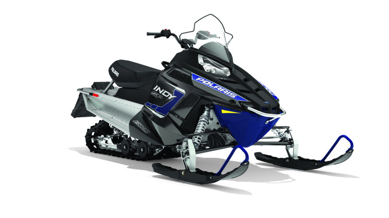 2018 Polaris 600 INDY SP ES in Hillman, Michigan