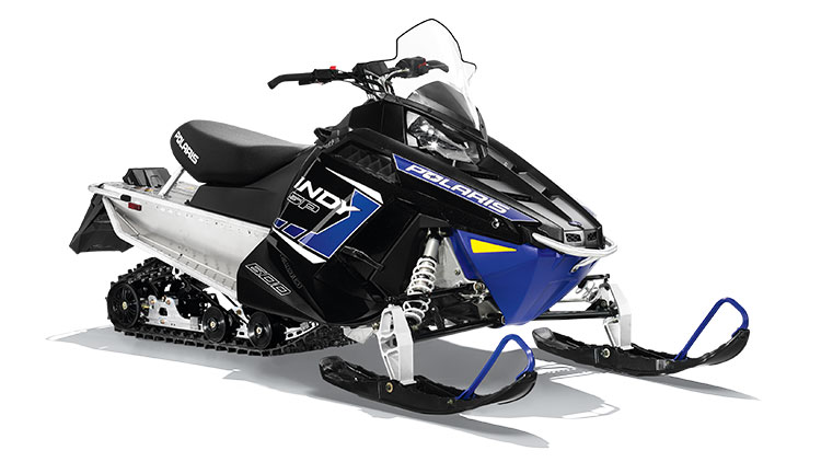 2018 Polaris 600 INDY SP ES in Sterling, Illinois