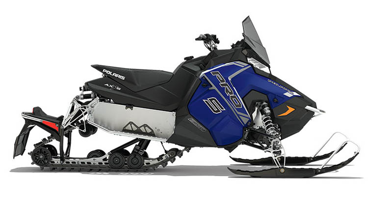 2018 Polaris 600 RUSH PRO-S in Hillman, Michigan