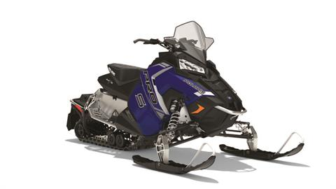 2018 Polaris 600 RUSH PRO-S ES in Hillman, Michigan