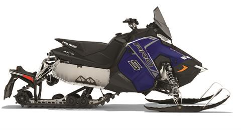 2018 Polaris 600 RUSH PRO-S ES in Littleton, New Hampshire