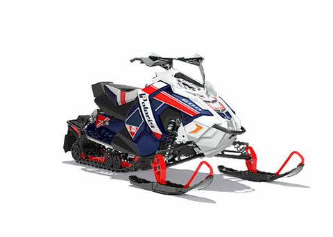 2018 Polaris 600 RUSH PRO-S SnowCheck Select 1.25 in Dimondale, Michigan