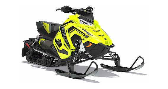 2018 Polaris 600 RUSH PRO-S SnowCheck Select 1.25 in Newport, New York