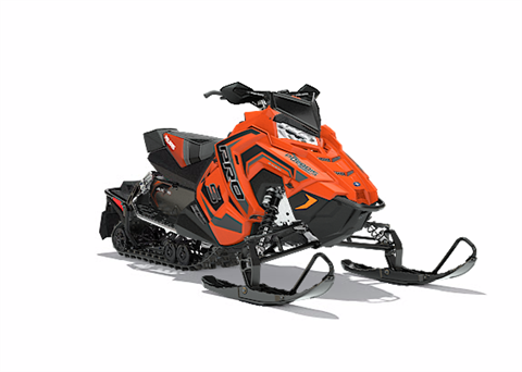 2018 Polaris 600 RUSH PRO-S SnowCheck Select 1.25 in Altoona, Wisconsin