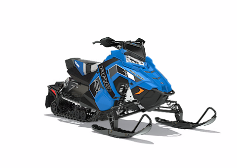 2018 Polaris 600 RUSH PRO-S SnowCheck Select 1.25 in Mio, Michigan