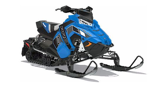 2018 Polaris 600 RUSH PRO-S SnowCheck Select 1.25 in Milford, New Hampshire
