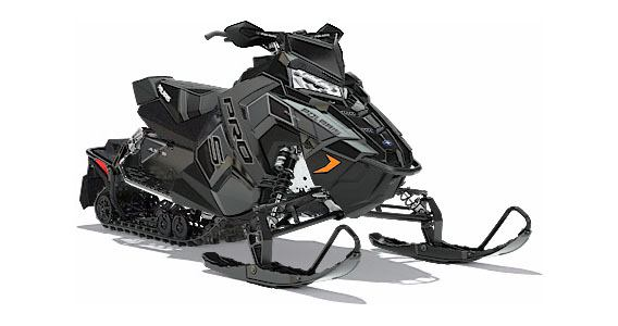 2018 Polaris 600 RUSH PRO-S SnowCheck Select 1.35 in Boise, Idaho