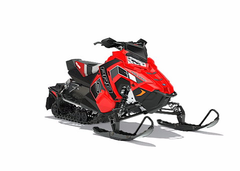 2018 Polaris 600 RUSH PRO-S SnowCheck Select 1.35 in Munising, Michigan