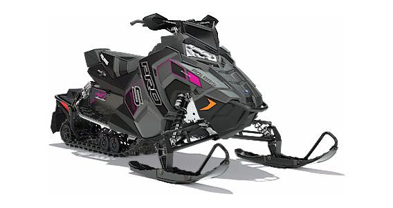 2018 Polaris 600 RUSH PRO-S SnowCheck Select 1.35 in Altoona, Wisconsin
