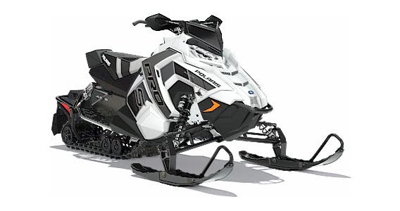 2018 Polaris 600 RUSH PRO-S SnowCheck Select 1.35 in Utica, New York