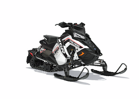 2018 Polaris 600 RUSH XCR SnowCheck Select in Mount Pleasant, Michigan