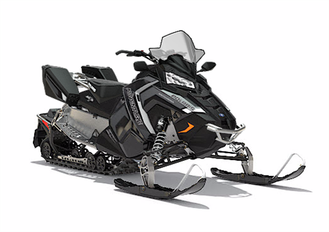 2018 Polaris 600 Switchback Adventure 137 ES in Bemidji, Minnesota